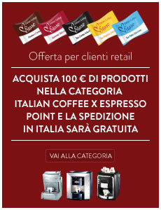 Capsule Italian Coffee compatibili Lavazza Espresso Point