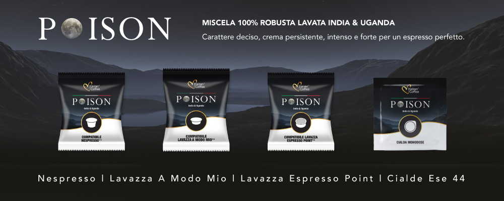 Linea Italian Coffee Poison