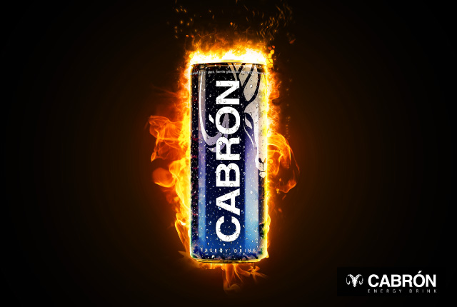 Cabron Energy Drink