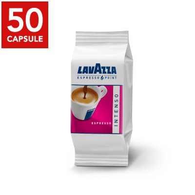 50 capsule Lavazza Espresso Point caffe monodose Intenso Web 174