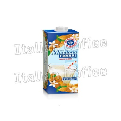 Latte di Mandorla Fabbri in brick da 200ml