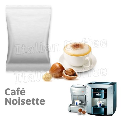 50 capsule Cafè Noisette Italian Coffee compatibili Lavazza Espresso Point